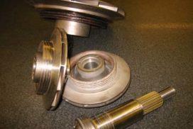 welded GTA parts