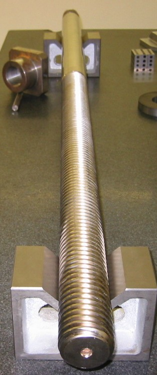 Manufactured Pump Shaft